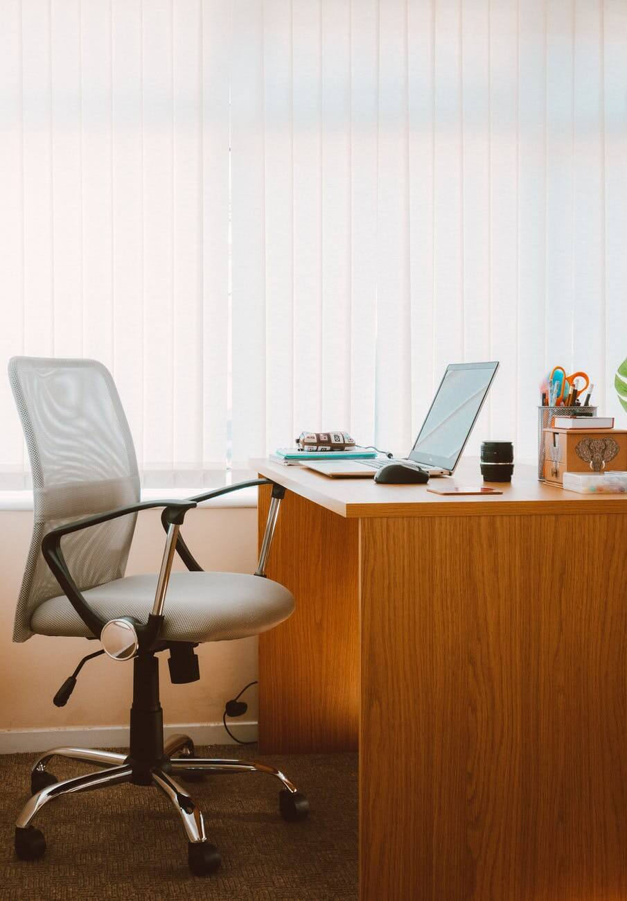 Healthy habits for your home office