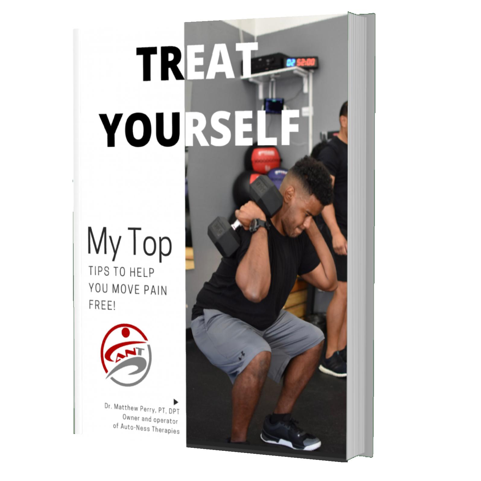 Treat yourself ebook